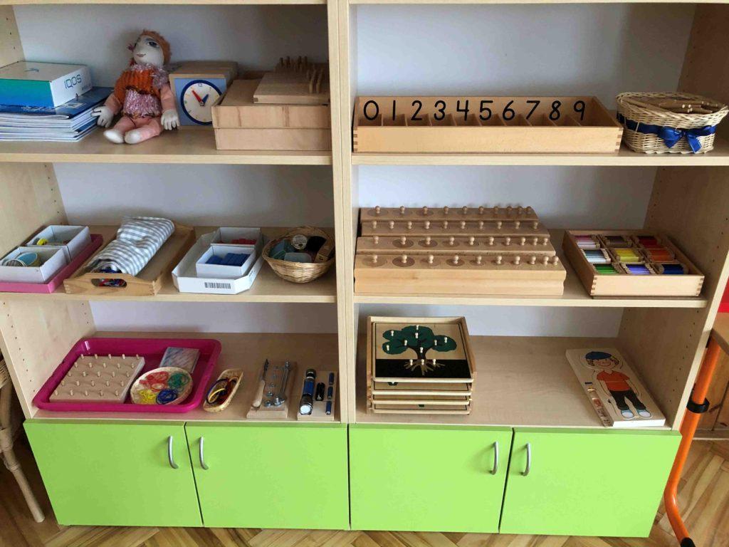 Montessori školička
